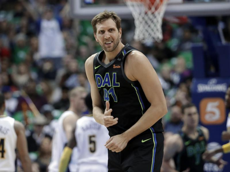 Bild zu NBA-Veteran