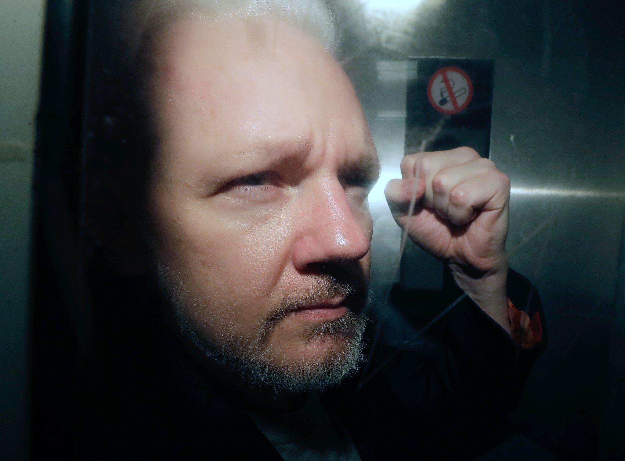 Bild zu Britische Behörden erhalten US-Auslieferungsantrag für Assange