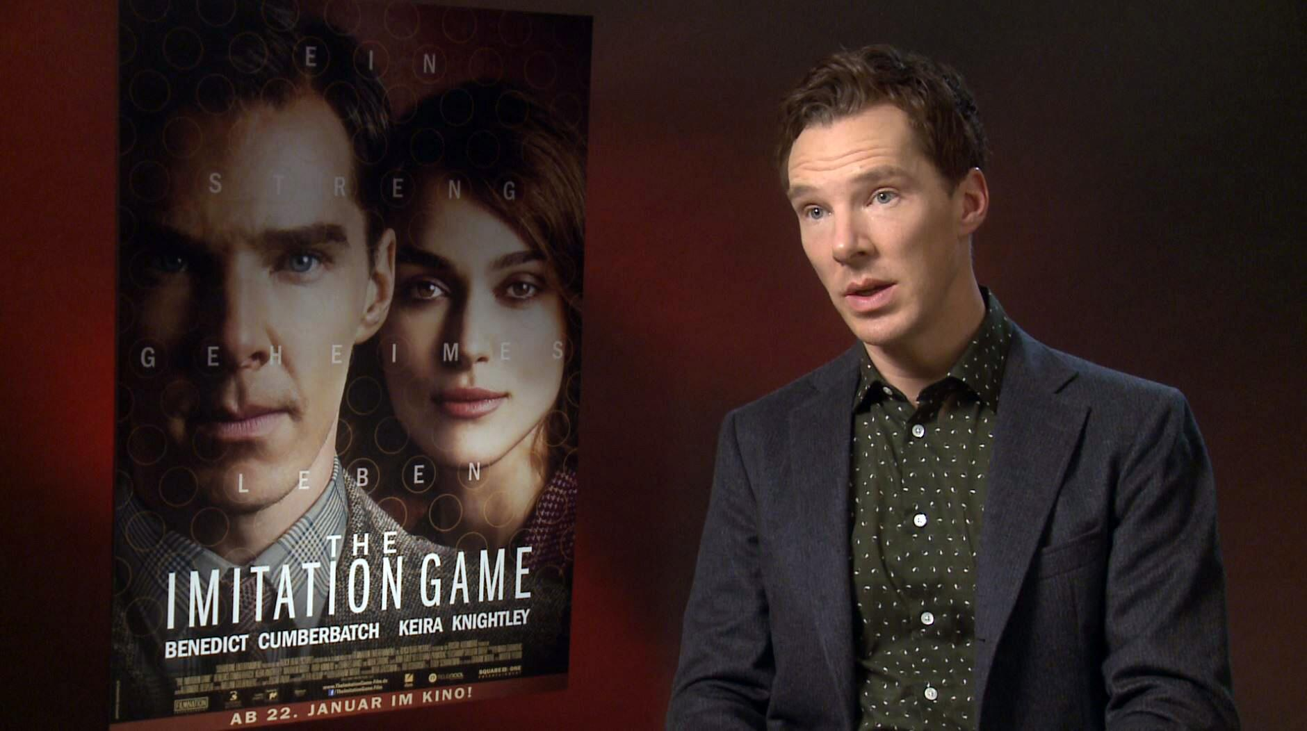 Bild zu Benedict Cumberbatch, Imitation Game