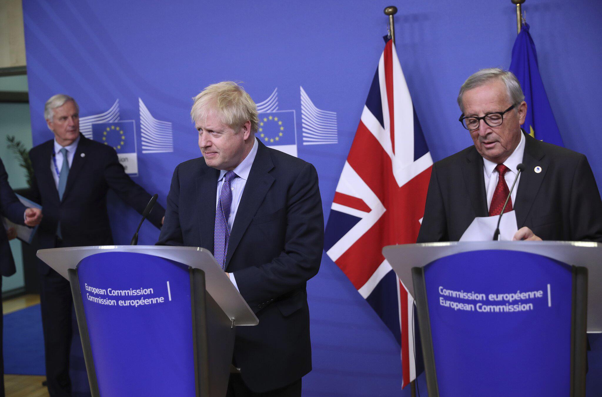 Bild zu Gipfel der EU-Staats- und Regierungschefs in Brüssel