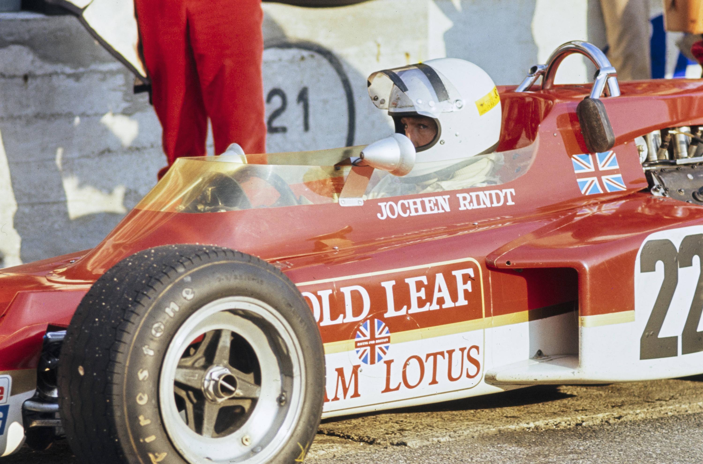 Bild zu Jochen Rindt, Formel 1, Monza, Lotus, Italien, 1970