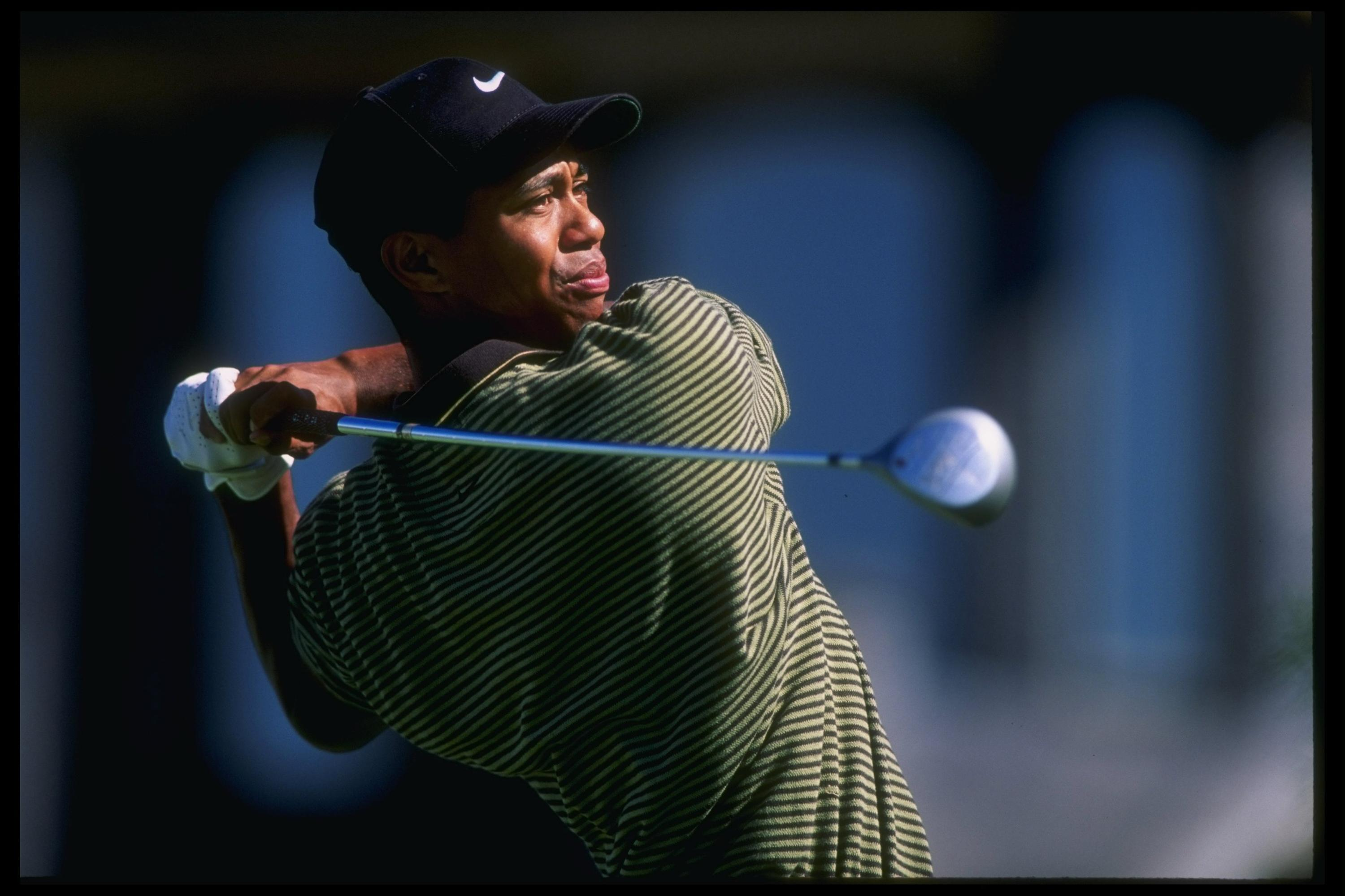 Bild zu Tiger Woods, Las Vegas Invitational, Las Vegas, Nevada