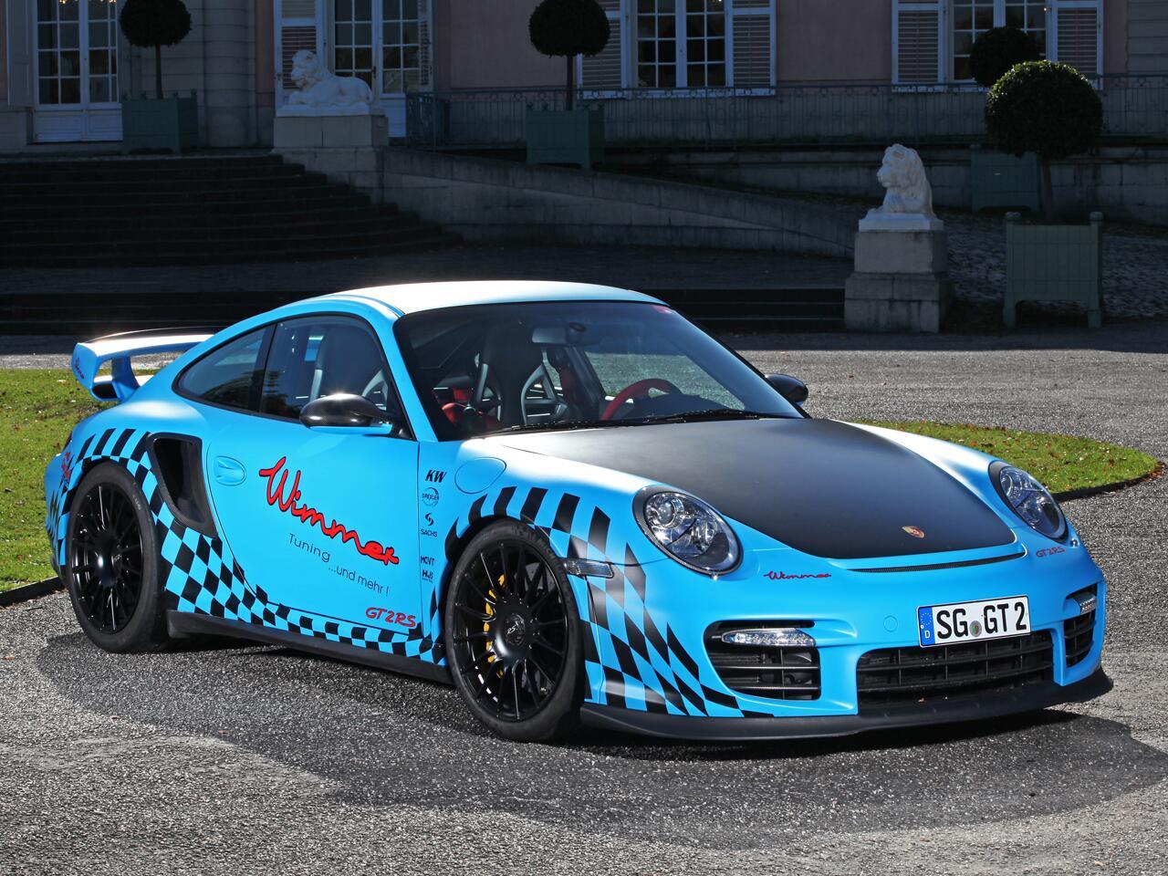 Bild zu Porsche GT2 RS von Wimmer