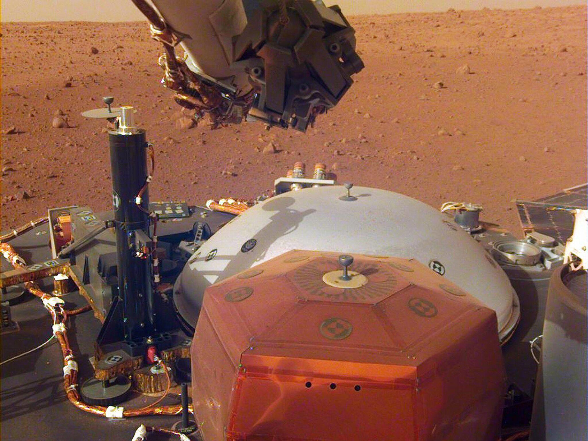 Bild zu Mars-Sonde InSight