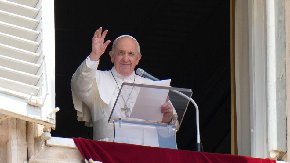 Angelus-Gebet im Vatikan