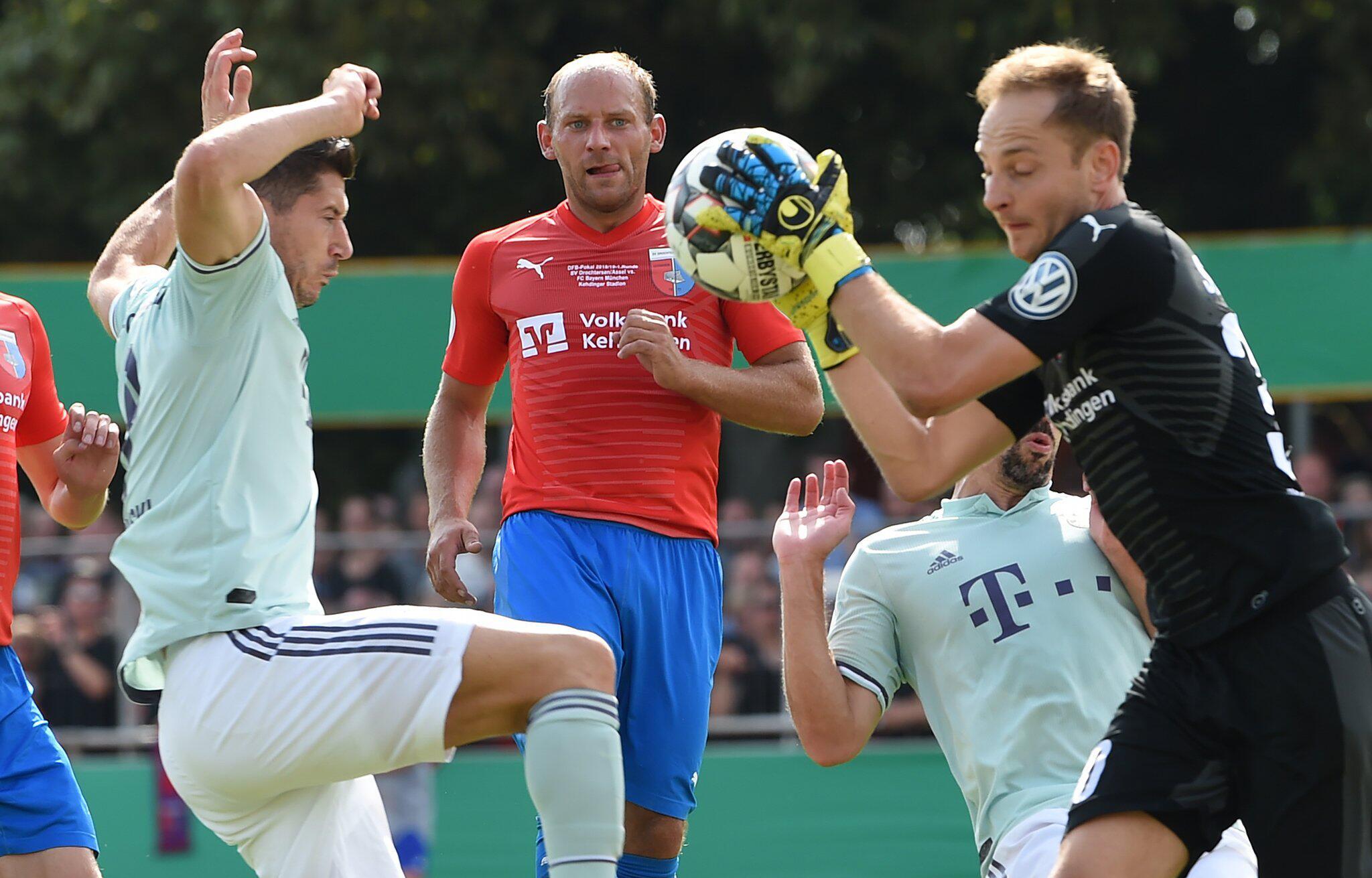 Bild zu SV Drochtersen/Assel - Bayern Munich
