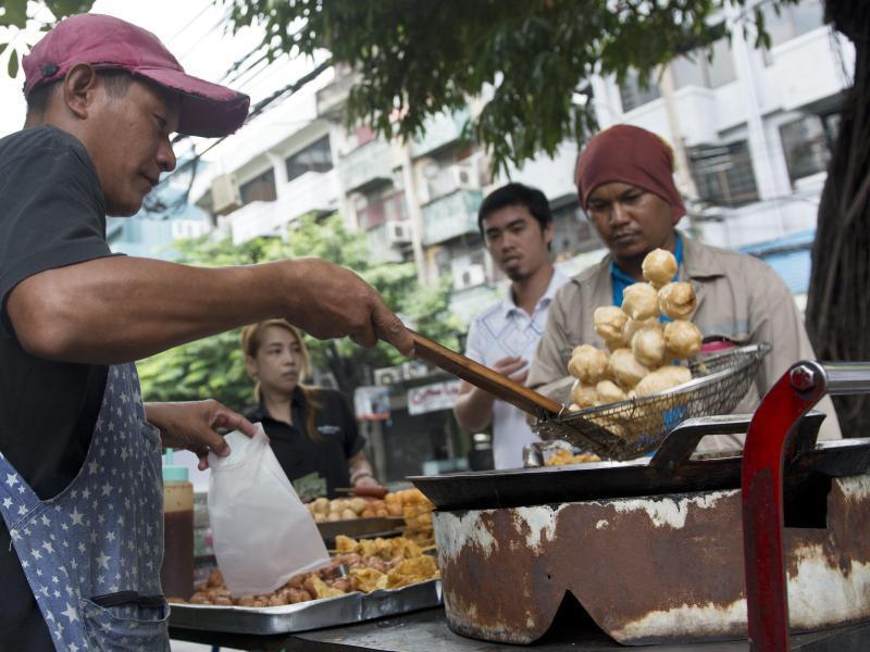 Bild zu Straßenküchen in Bangkok