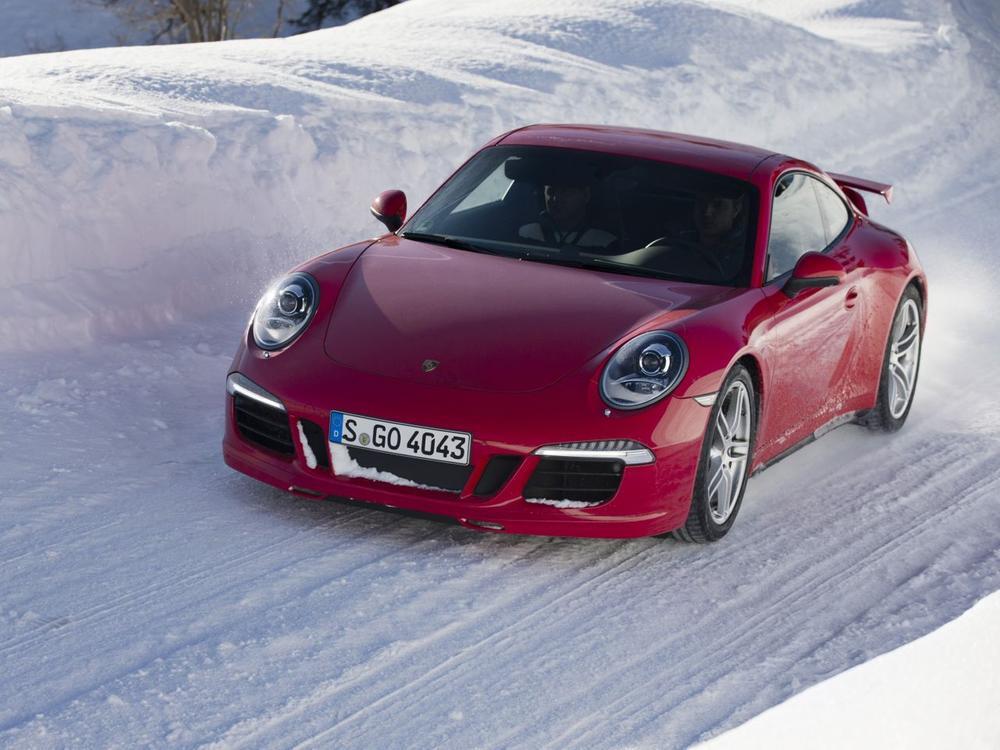 Bild zu Porsche Carrera 4S