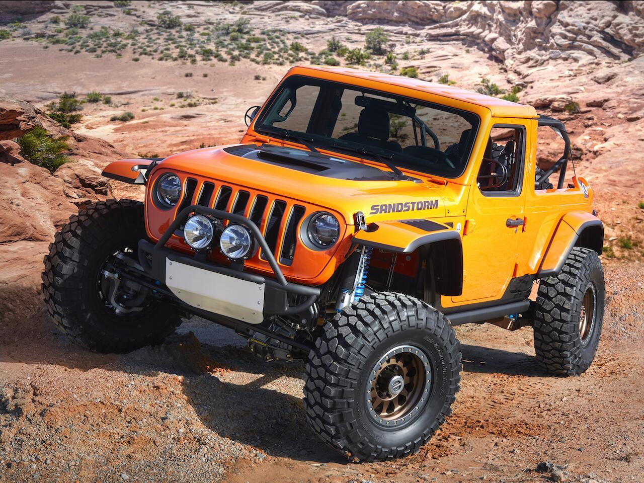 Bild zu Easter Jeep Safari: Die besten Offroad-Konzepte der letzten drei Jahre