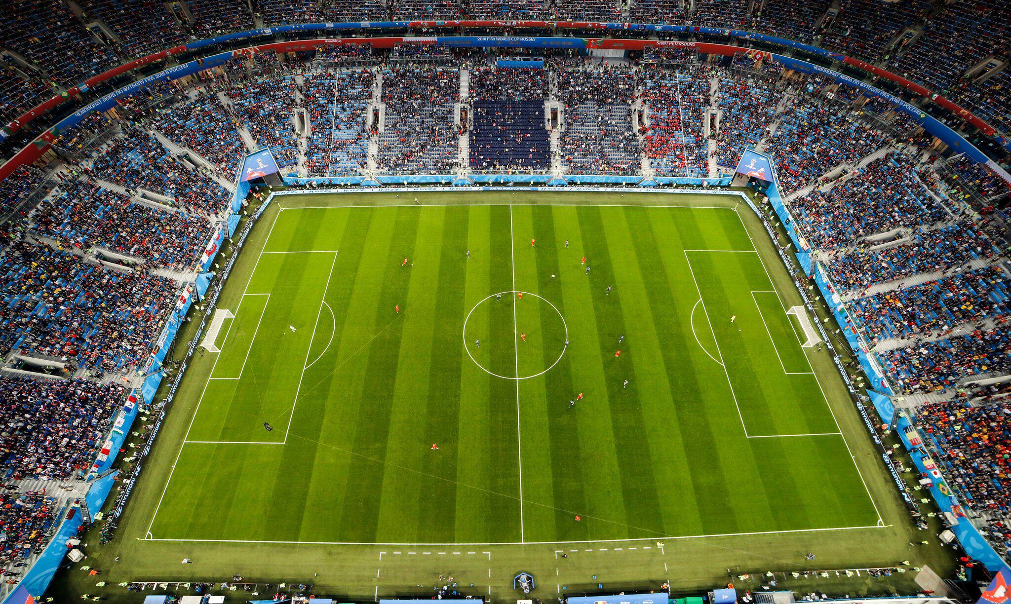 Bild zu WM 2018 - Frankreich - Belgien