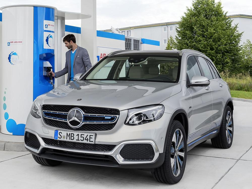 Bild zu Mercedes-Benz GLC F-Cell