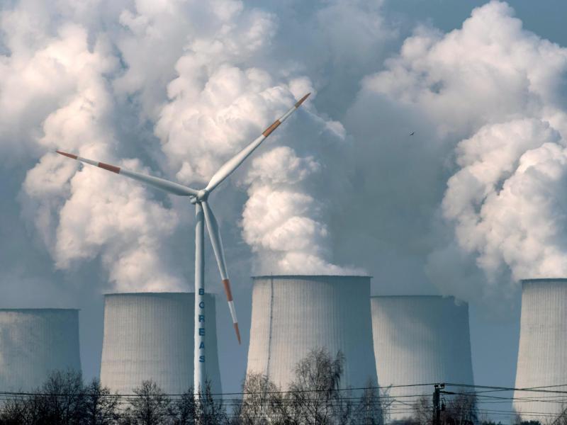 Bild zu Klimapolitik
