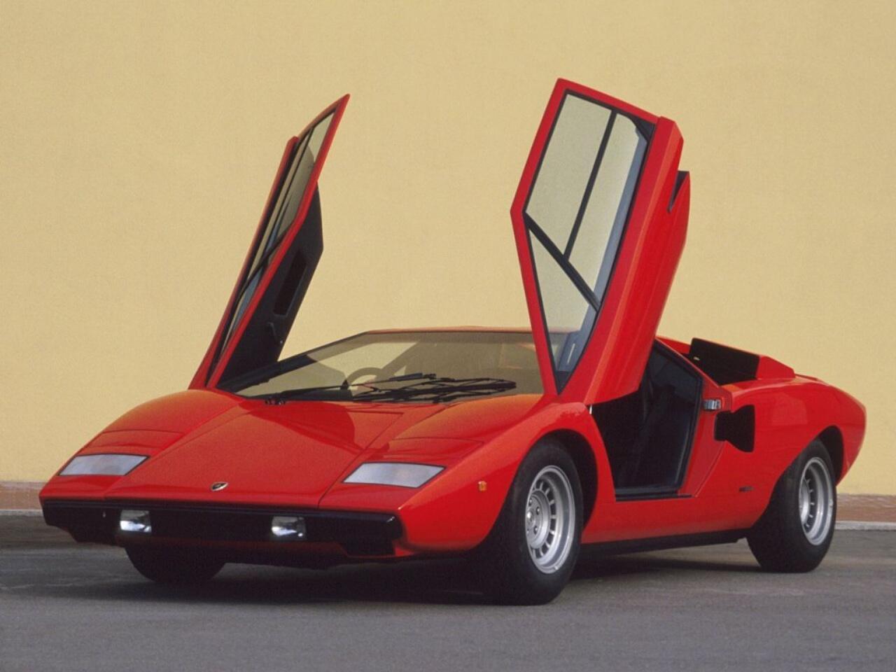 Bild zu Lamborghini Countach