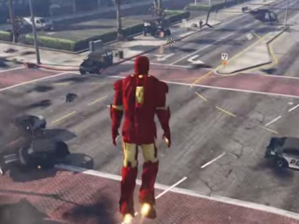 Bild zu Superhelden Invasion
