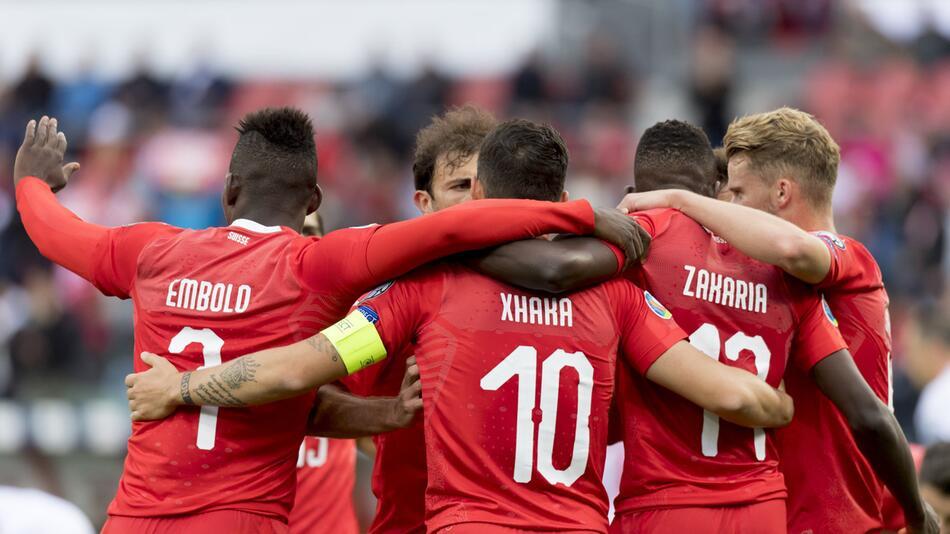 Schweiz - Gibraltar