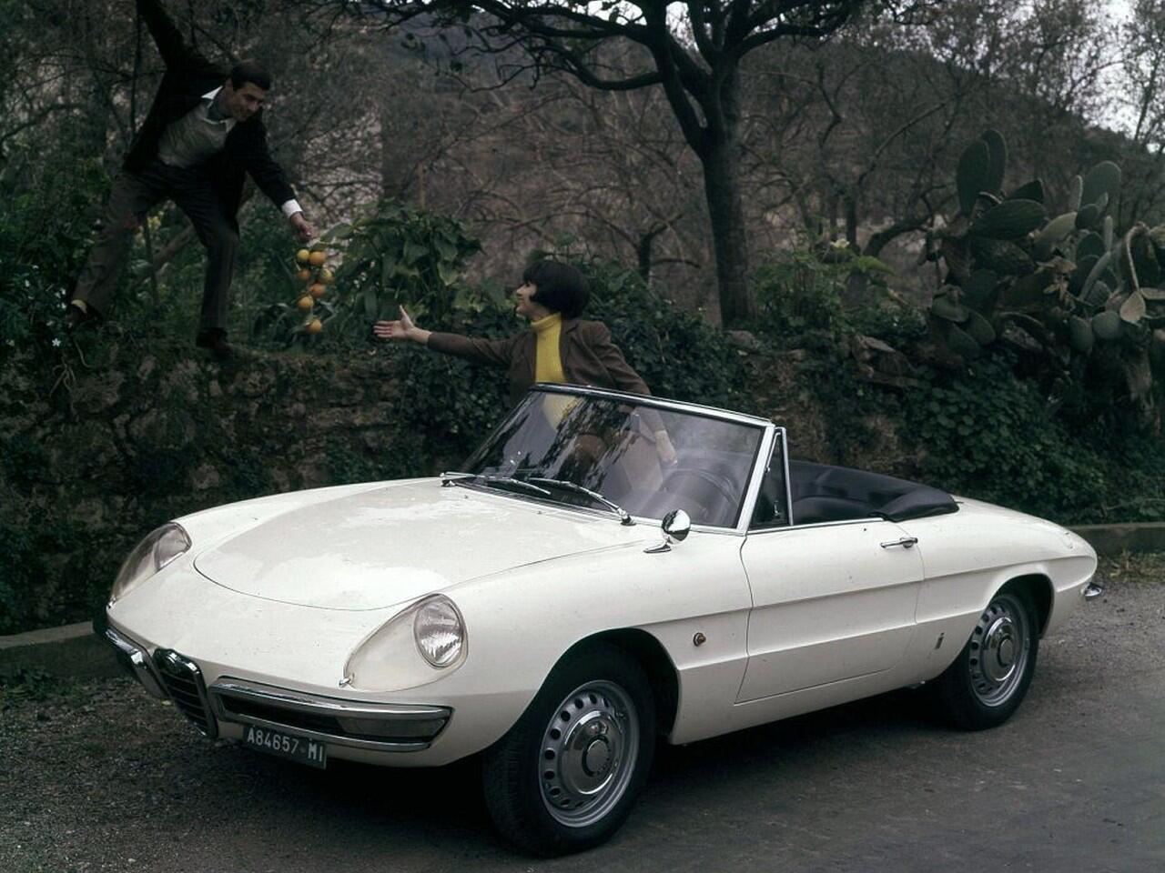 Bild zu Kultiges Cabrio: Der italienische Roadster Alfa Romeo Spider