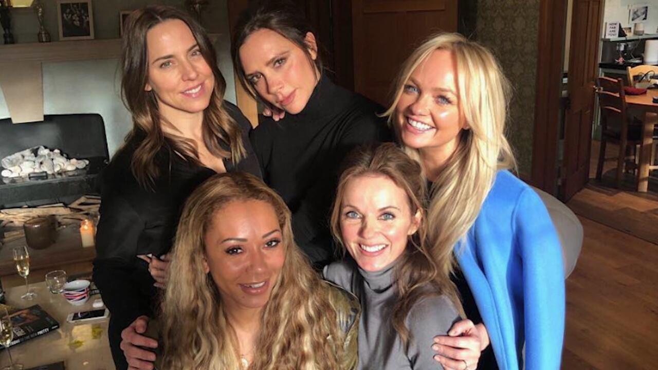 Bild zu Victoria Beckham:Die Spice Girls gehen nicht auf Tour
