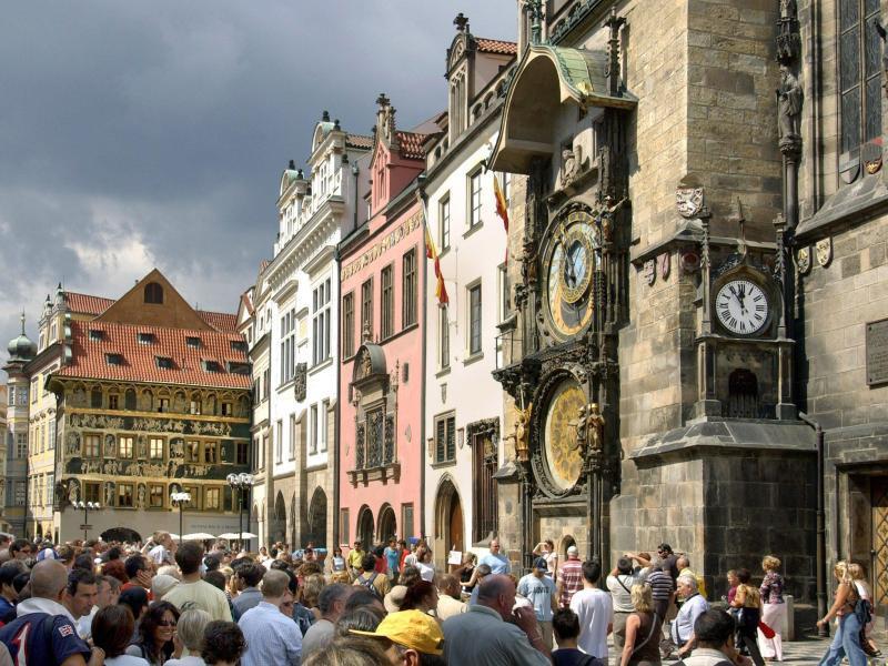 Bild zu Altstädter Rathaus in Prag