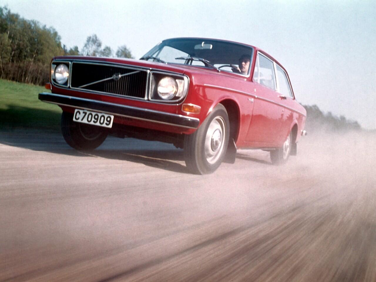 Bild zu Schwedische Mittelklasse mit kantigem Design: Der beliebte Volvo 140