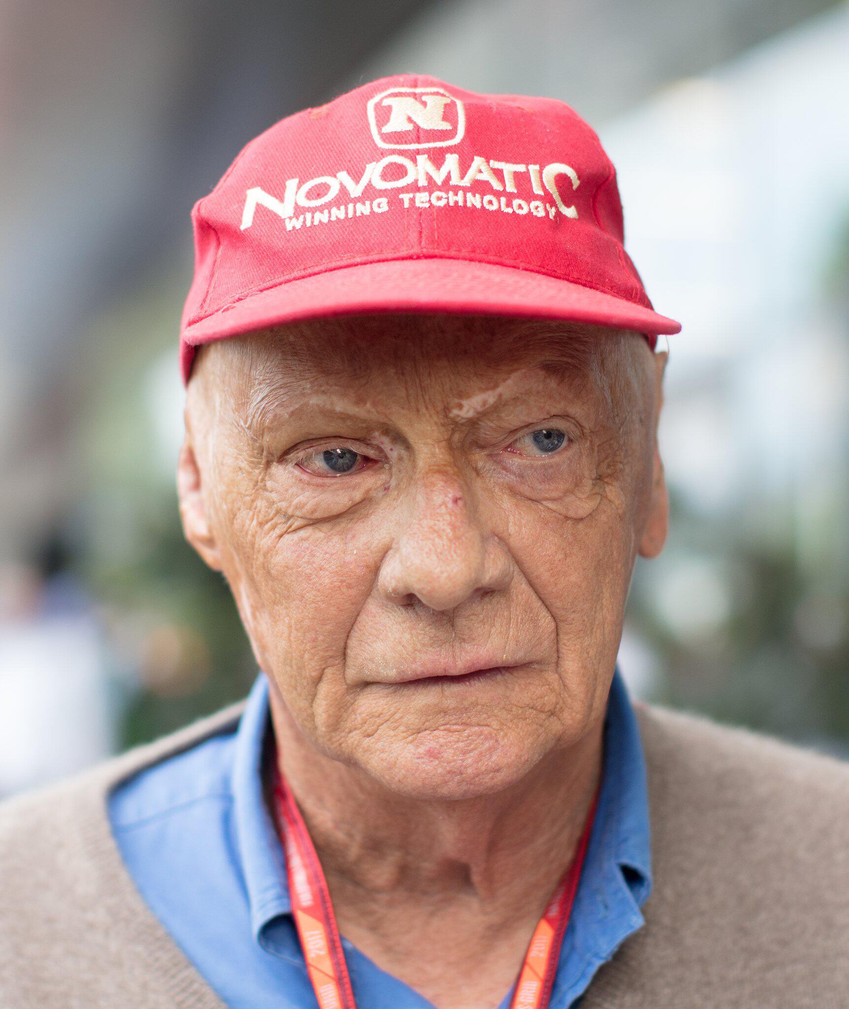 Niki Lauda Ohne MГјtze