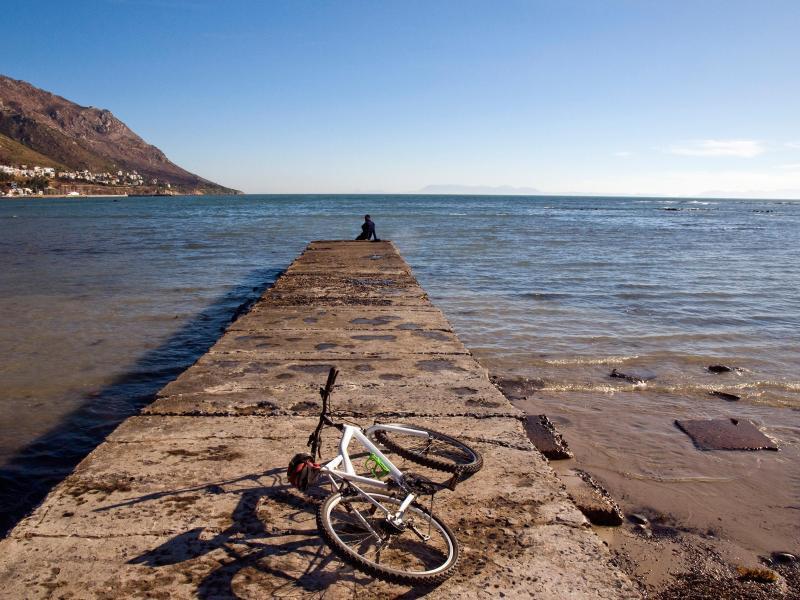 Bild zu Biken in Südafrika