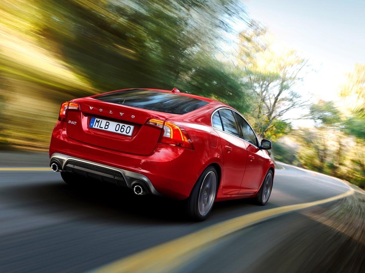 Bild zu Heute bietet Volvo in der Mittelklasse den V60 und den S60 an
