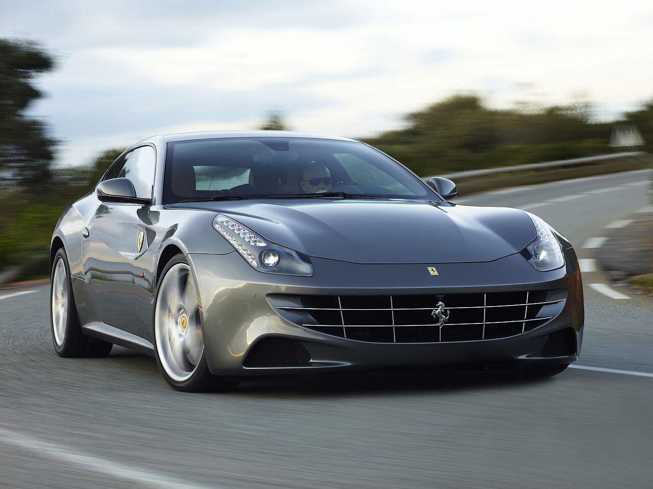 Bild zu Ferrari FF