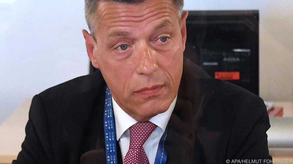 Anklage gegen supendierten Justiz-Sektionschef Christian Pilnacek