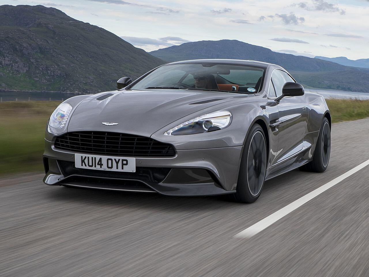 Bild zu Aston Martin Vanquish