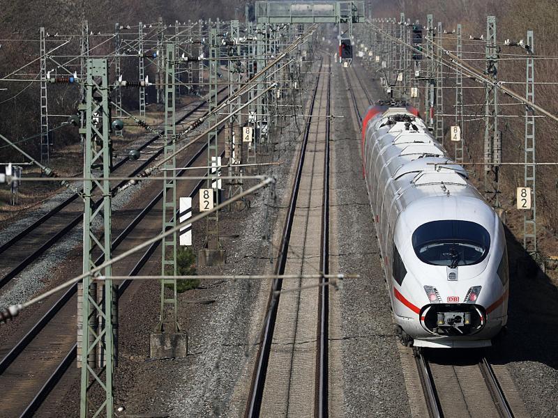 Bild zu Bahnstrecke Köln-Düsseldorf
