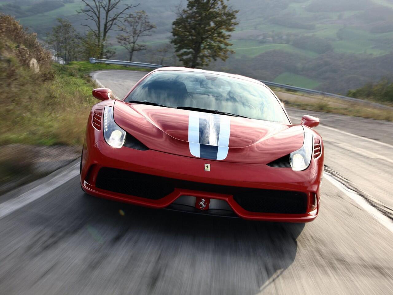Bild zu Ferrari 458