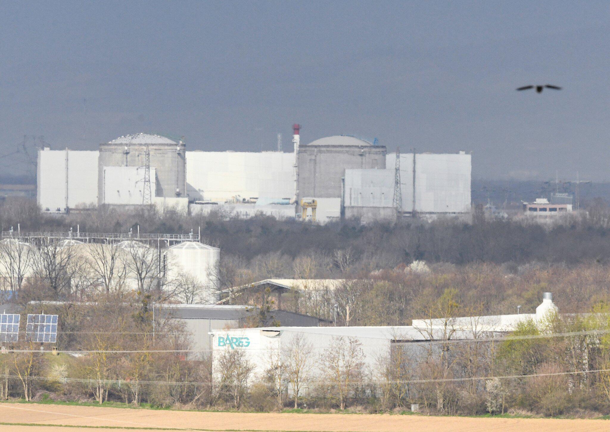 Bild zu Atomkraftwerk Fessenheim