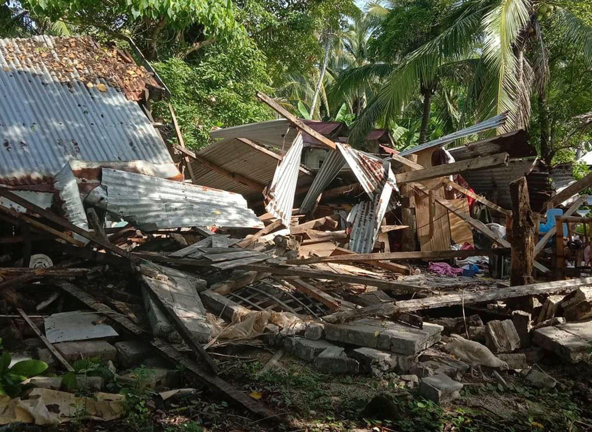 Bild zu Erdbeben auf den Philippinen
