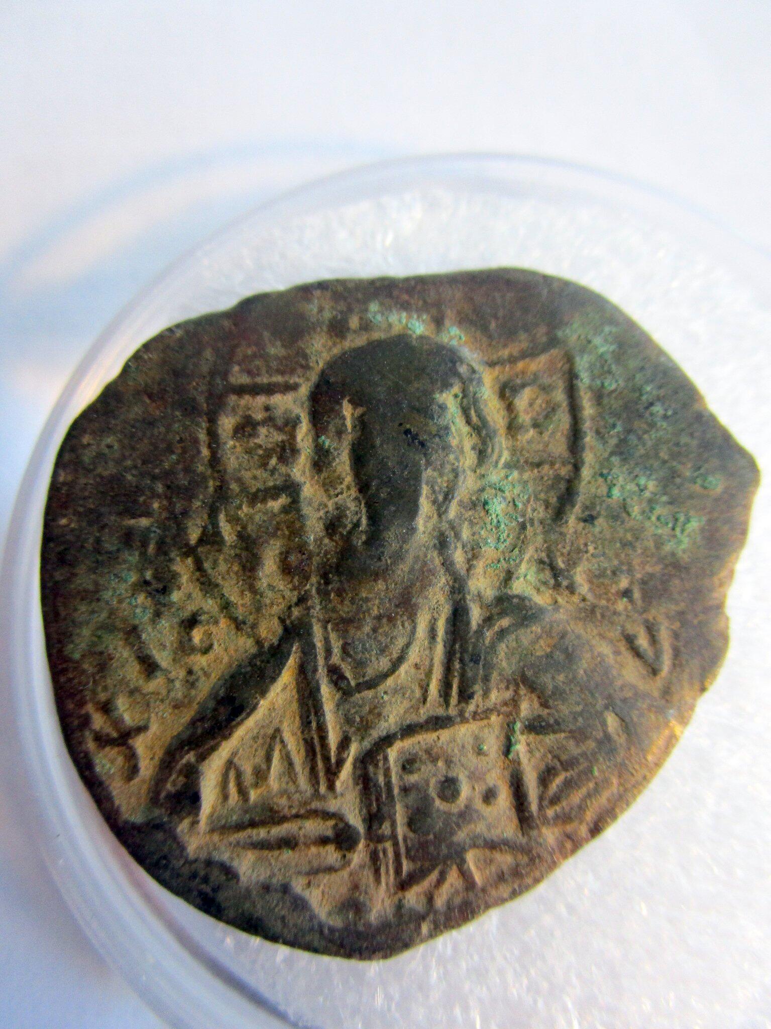 Bild zu 1000 Jahre alte Münze in Burglengenfeld gefunden