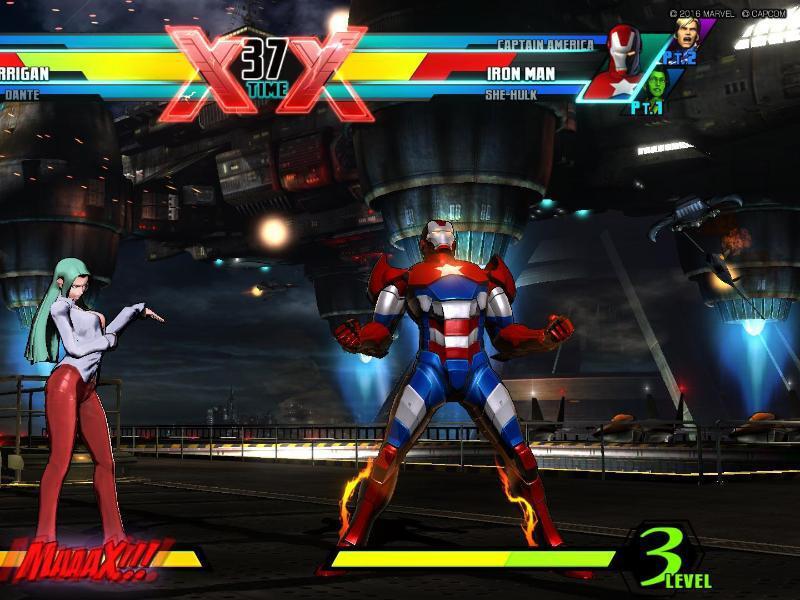 Bild zu «Ultimate Marvel vs. Capcom 3»
