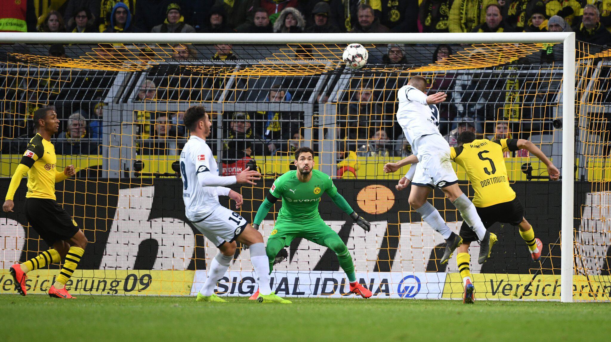 Bild zu Borussia Dortmund - 1899 Hoffenheim