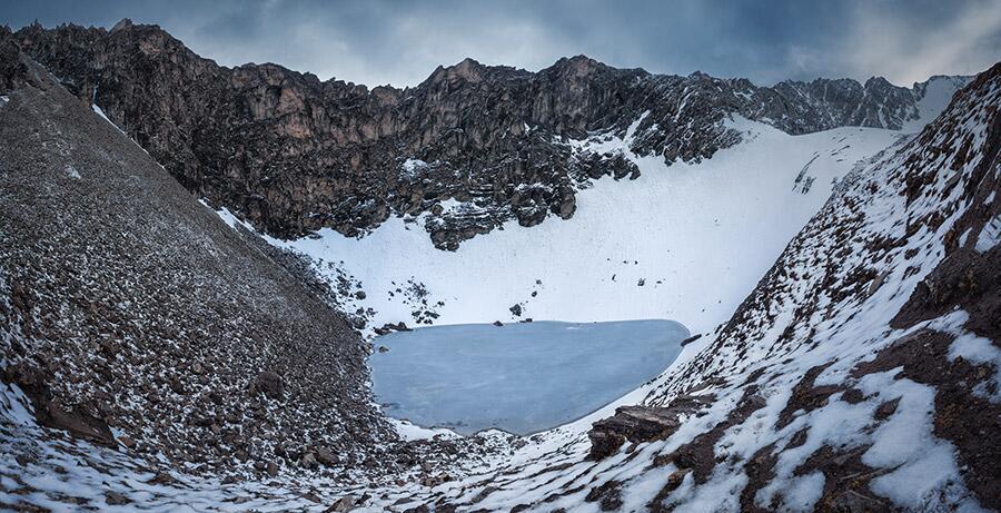 Bild zu Roopkund-See
