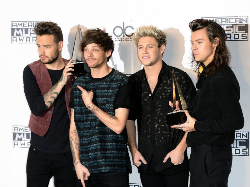 Bild zu American Music Awards - One Direction