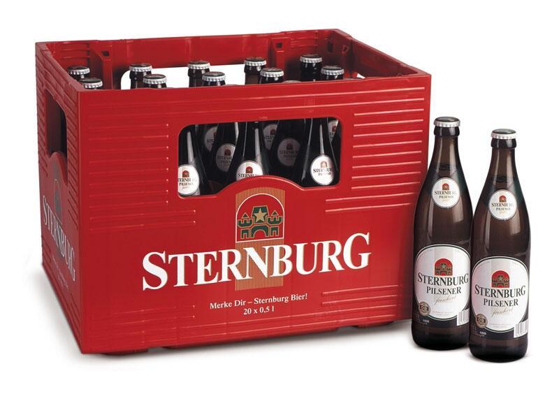 Bild zu Sternburg Bierkasten