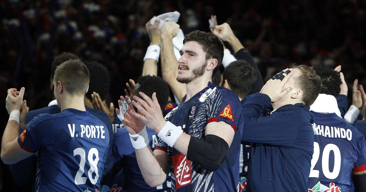 Handball Katar Frankreich