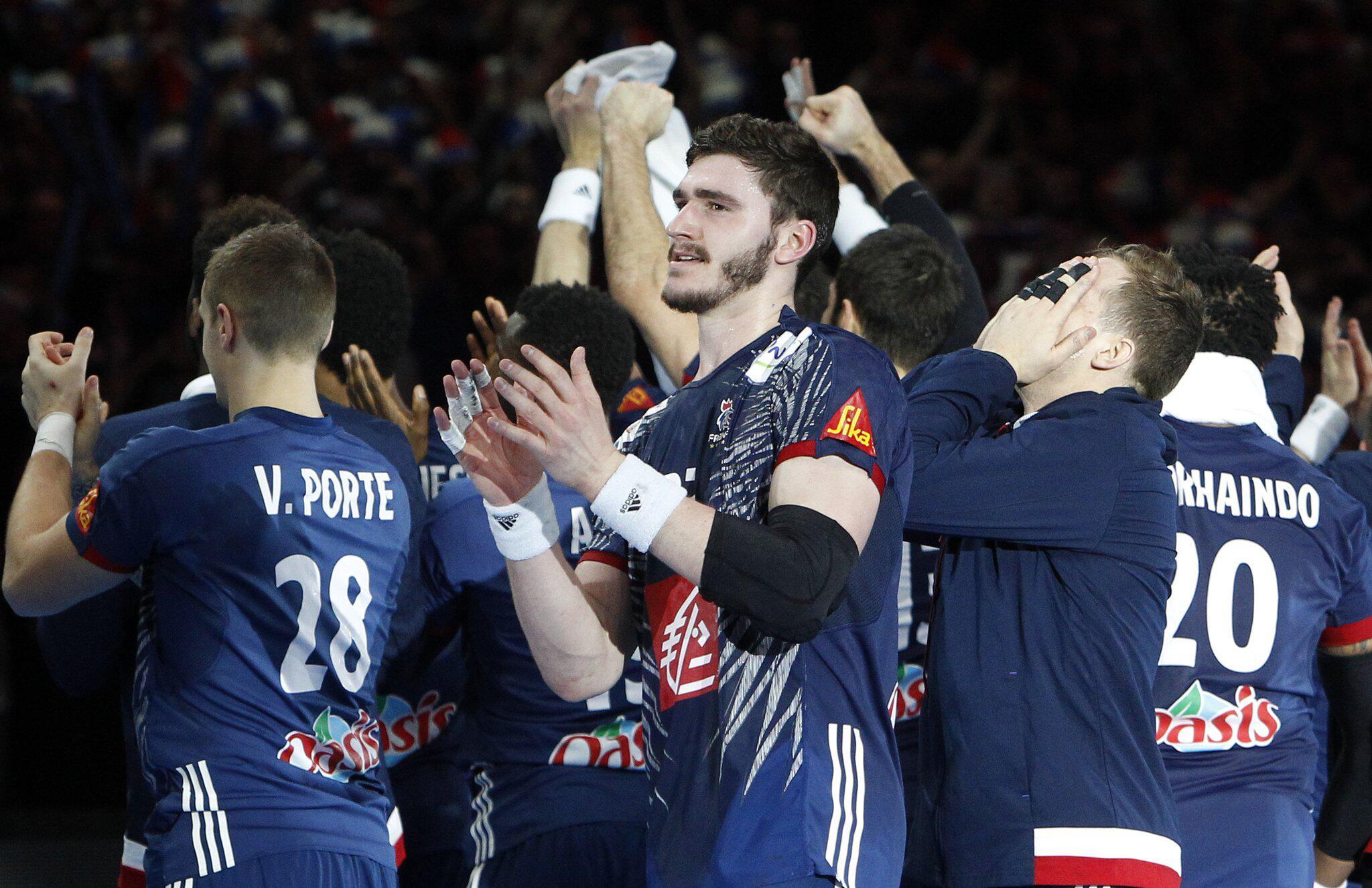 Bild zu Frankreich, Handball