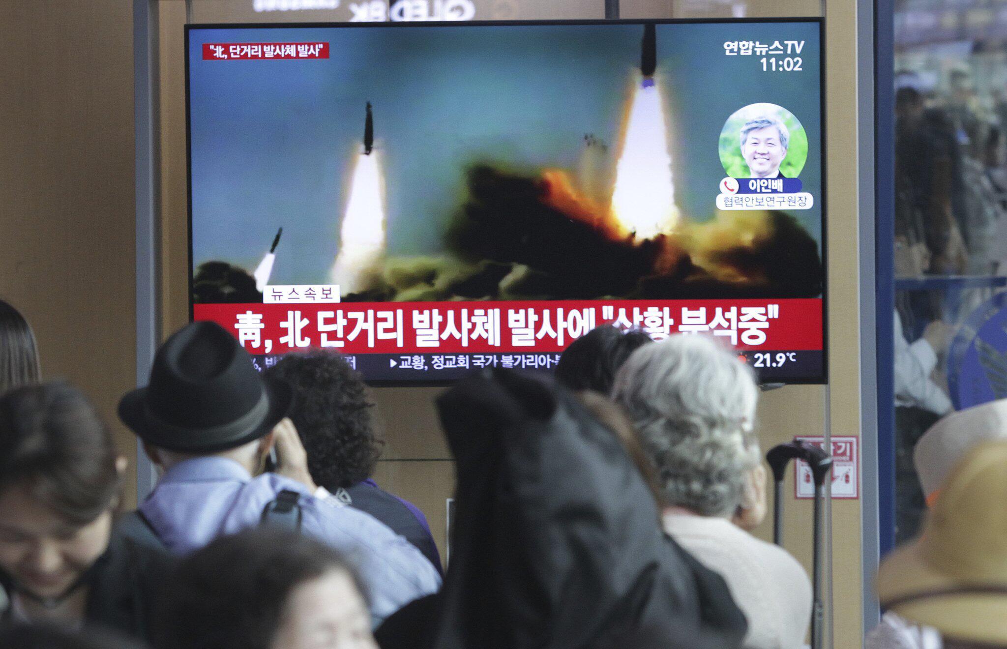 Bild zu Südkorea wirft Nordkorea neue Waffentests vor