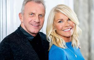 Joe Montana, Jennifer Montana, New York, New York City, USA