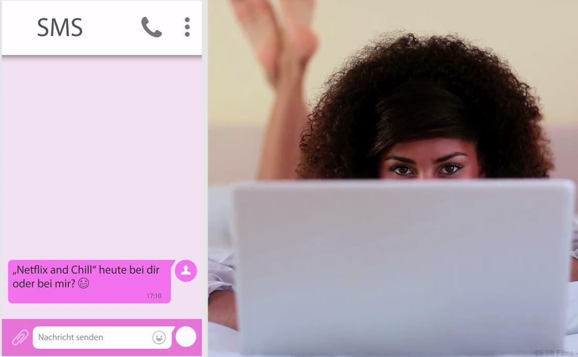 Bild zu Die sechs Phasen des SMS Schreibens in einer Beziehung