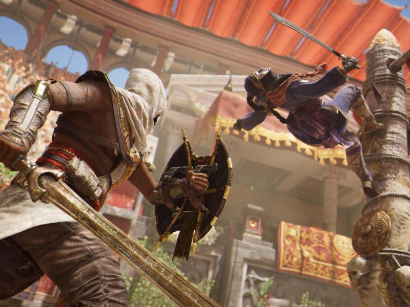 Bild zu Assassin's Creed Origins