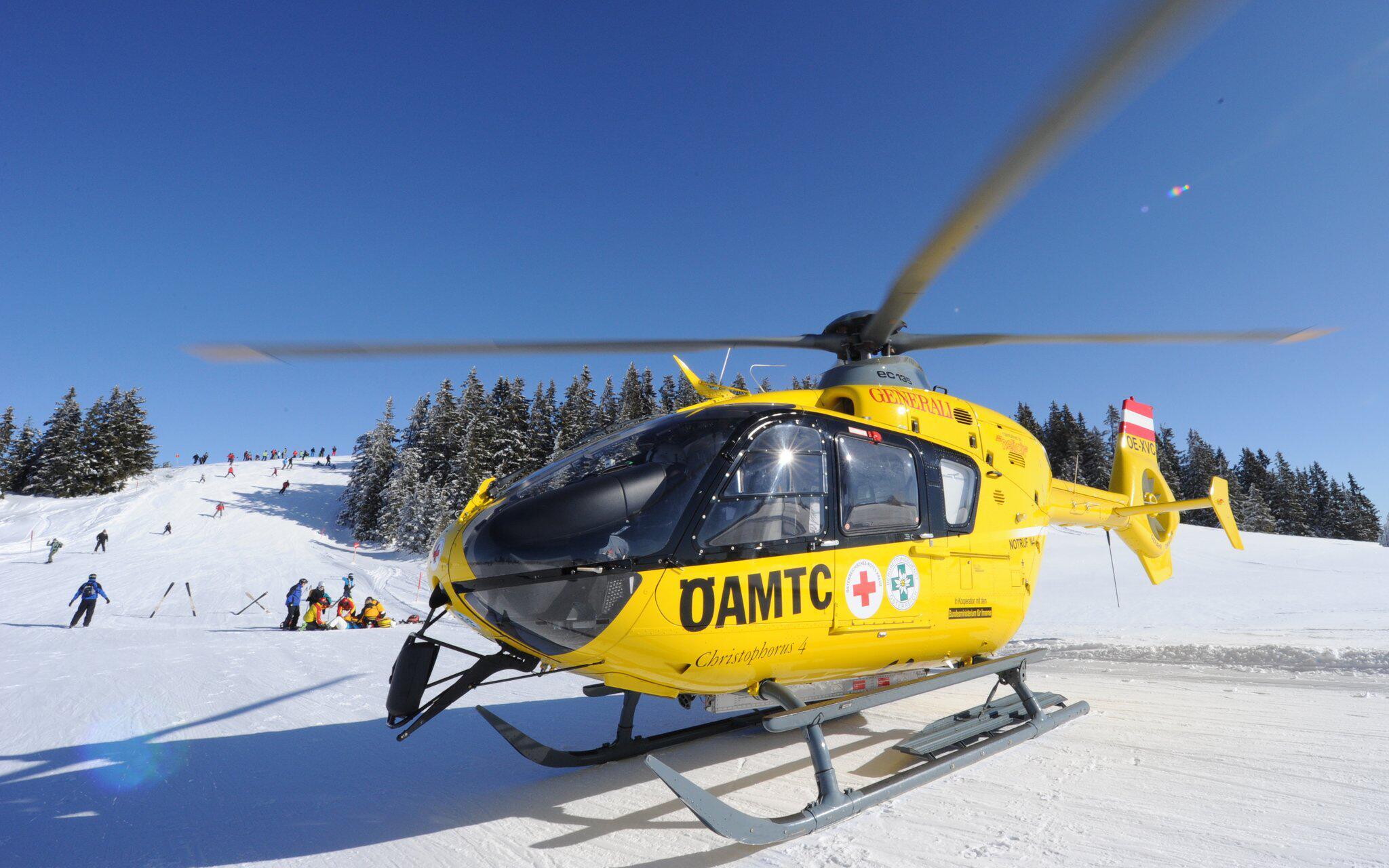 Bild zu Weniger Tote und Verletzte auf Österreichs Skipisten