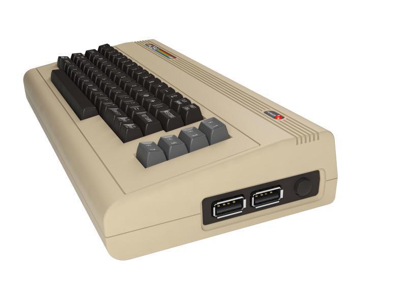 Bild zu Computer-Klassiker C64