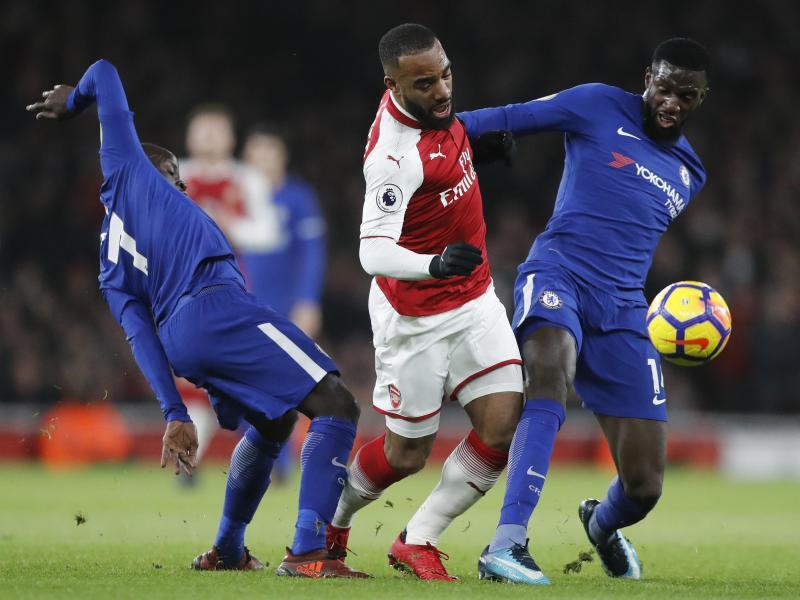Bild zu FC Arsenal - FC Chelsea