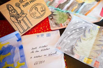 Nikolaus-Postamt
