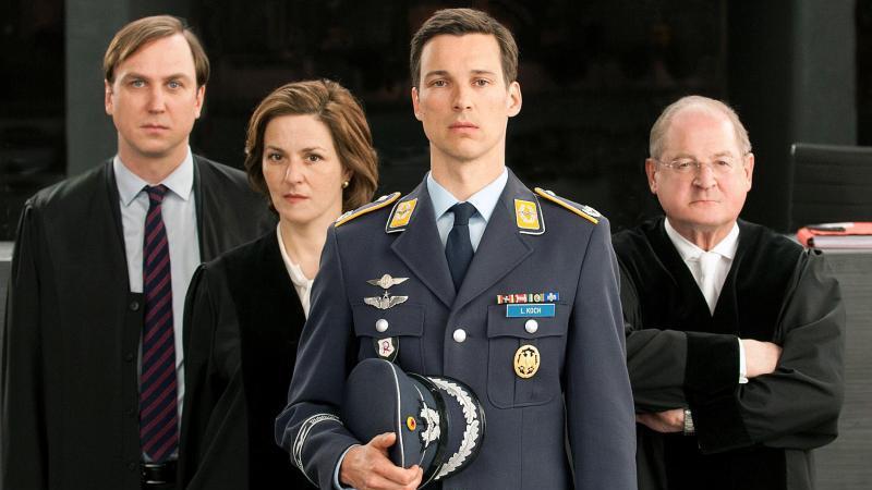 ARD-Gerichtsdrama «Terror - Ihr Urteil»